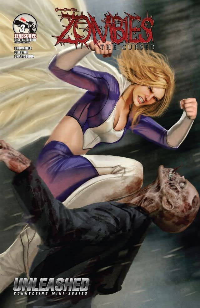Grimm Fairy Tales: Zombies Cursed #3 (of 3)