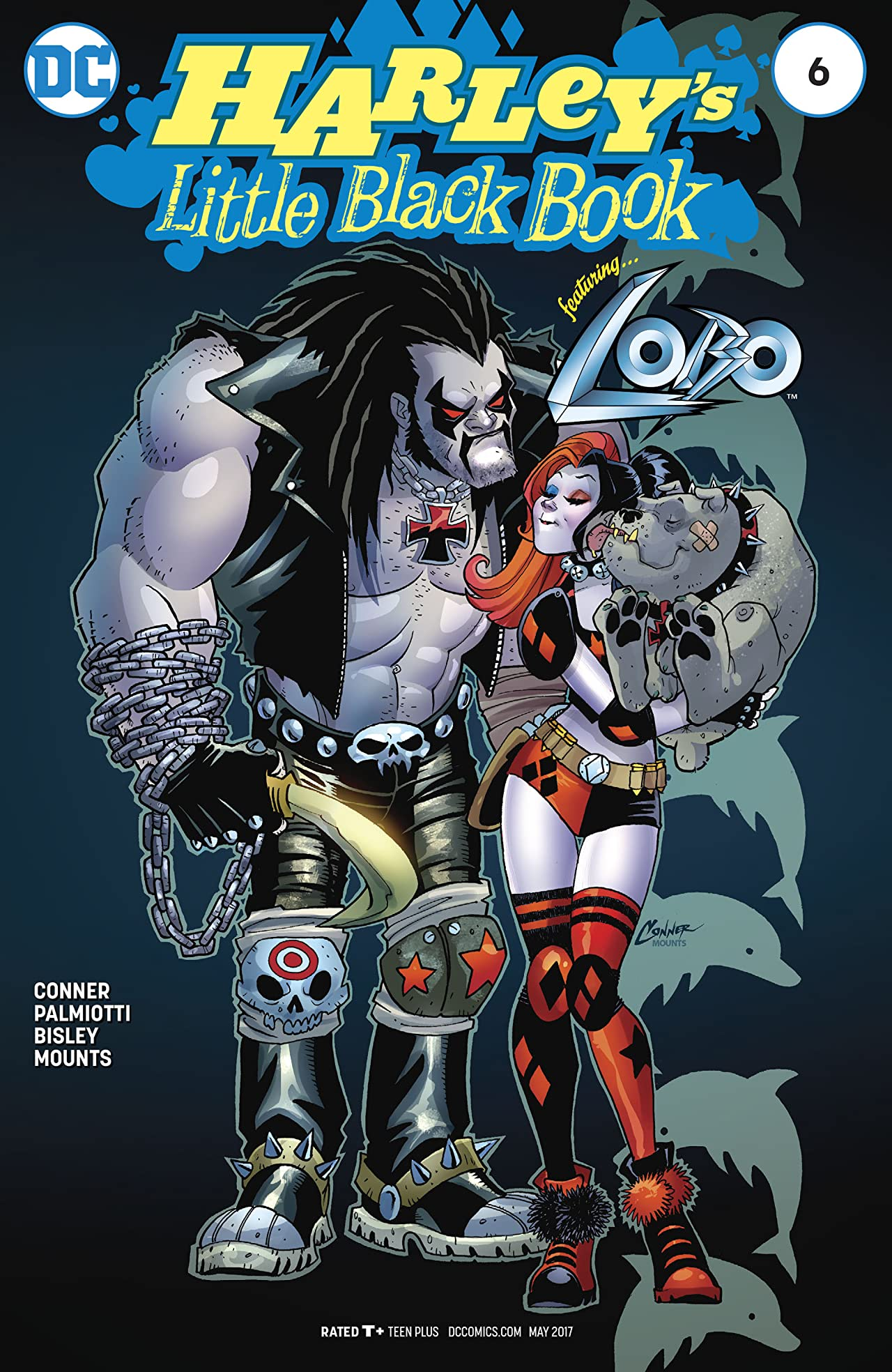 Harley's Little Black Book (2015-2017) #6