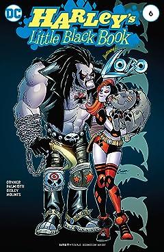 Harley's Little Black Book (2015-2017) No.6