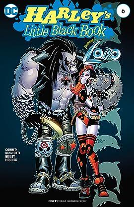 Harley's Little Black Book (2015-2017) #6