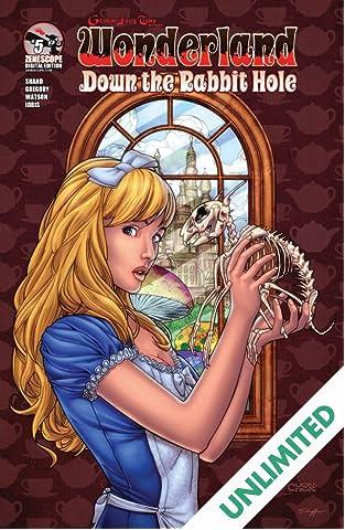 Wonderland: Down the Rabbit Hole #5 (of 5)