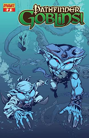 Pathfinder: Goblins! #2 (of 5)