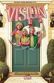 Vision Tome 1: Un peu moins qu'un homme