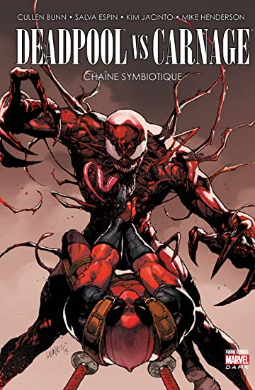 Deadpool vs. Carnage: Chaîne symbiotique
