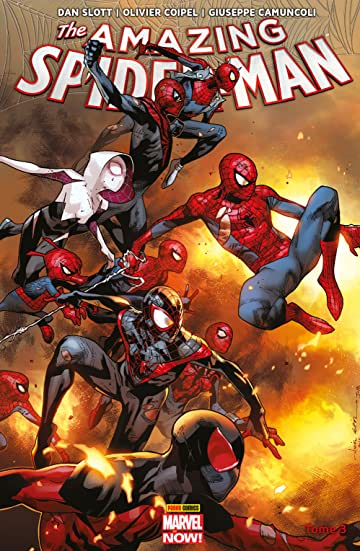 Amazing Spider-Man Vol. 3: Spider-Verse