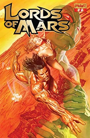 Lords of Mars #2 (of 6)