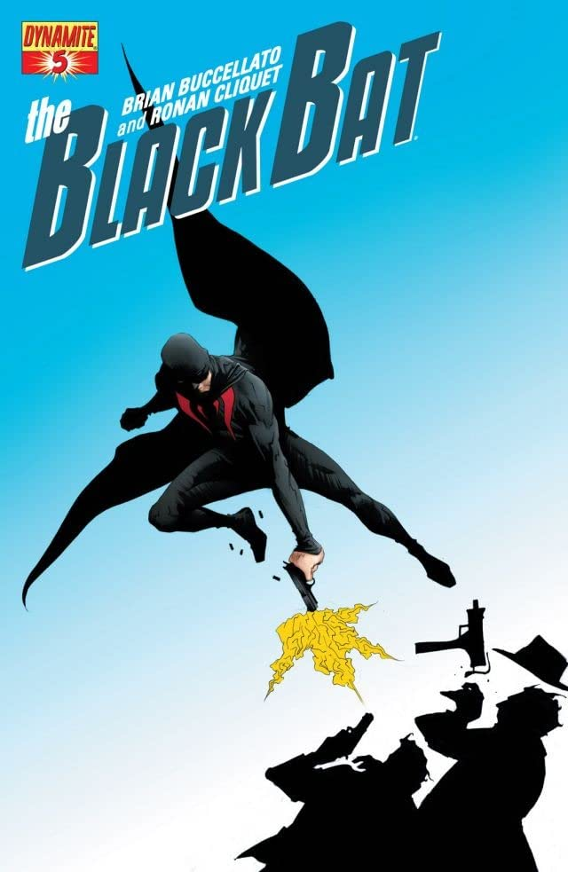 The Black Bat #5