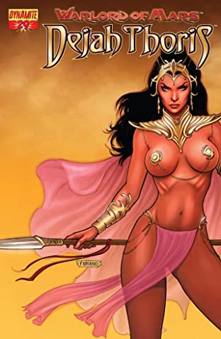 Warlord of Mars: Dejah Thoris #29
