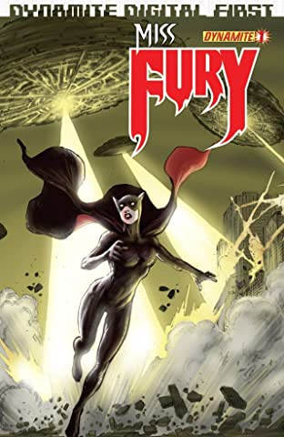 Miss Fury Digital: Part 1: Digital Exclusive Edition