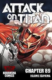 Attack on Titan #89
