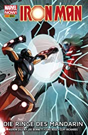 Marvel NOW! PB Iron Man Vol. 5: Die Ringe des Mandarin