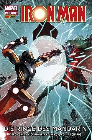 Marvel NOW! PB Iron Man Tome 5: Die Ringe des Mandarin