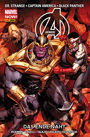 Marvel NOW! PB Avengers Vol. 8: Das Ende naht