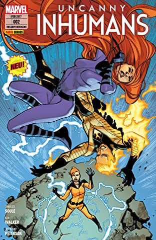 Uncanny Inhumans Vol. 2