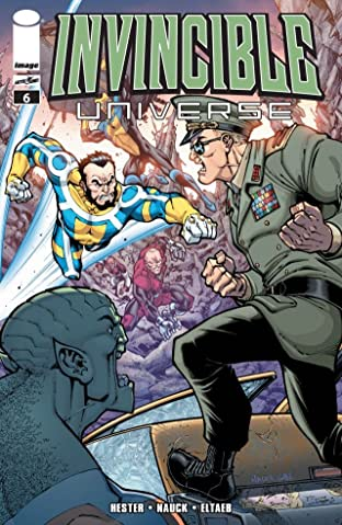 Invincible Universe No.6