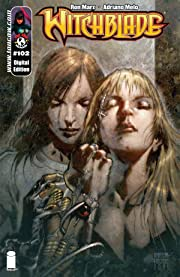Witchblade #102