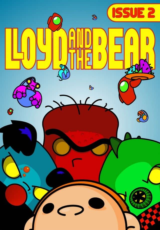 Lloyd and the Bear #2