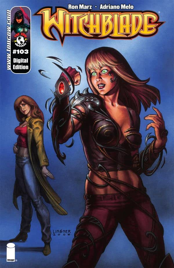 Witchblade #103