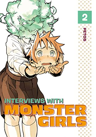 Interviews with Monster Girls Vol. 2