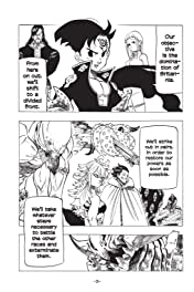 The Seven Deadly Sins Vol. 18