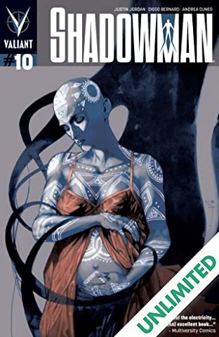 Shadowman (2012- ) #10: Digital Exclusives Edition