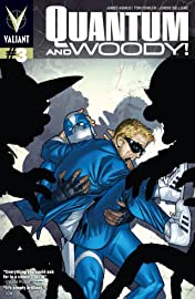 Quantum and Woody (2013- ) #3: Digital Exclusives Edition