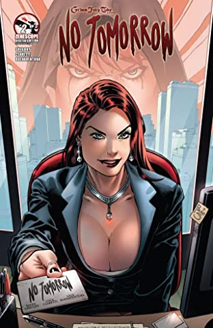 Grimm Fairy Tales: No Tomorrow #2 (of 5)