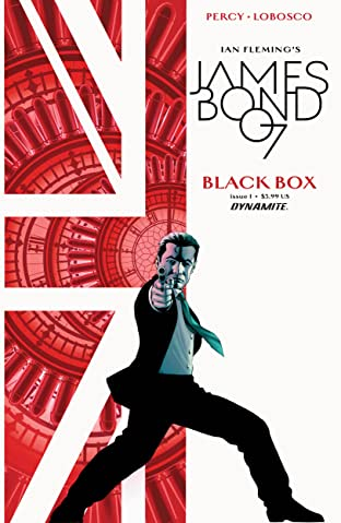 James Bond: Black Box (2017) No.1 (sur 6)