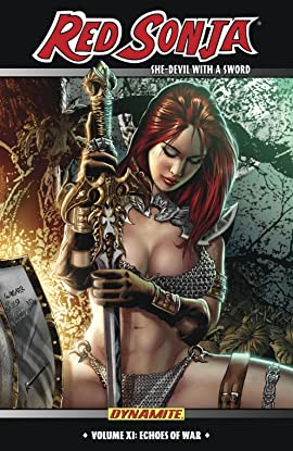 Red Sonja: She-Devil With a Sword Vol. 11: Echoes of War