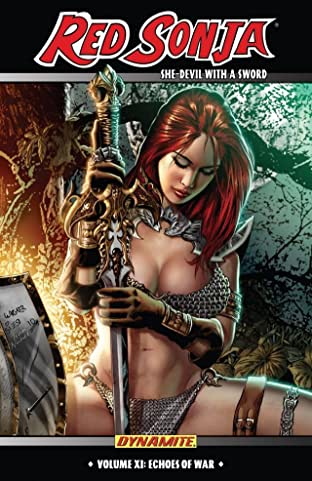 Red Sonja: She-Devil With a Sword Tome 11: Echoes of War