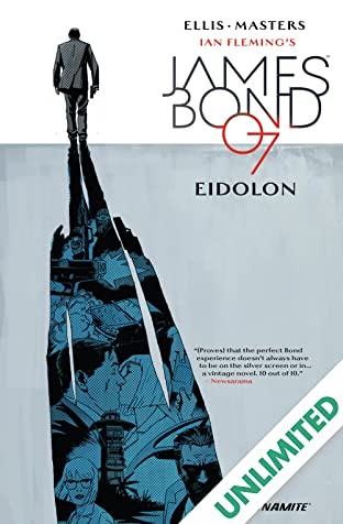 James Bond (2015-2016) Vol. 2: Eidolon