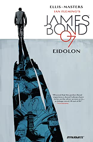 James Bond (2015-2016) Tome 2: Eidolon