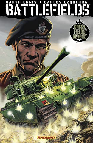Battlefields Tome 7: Green Fields Beyond