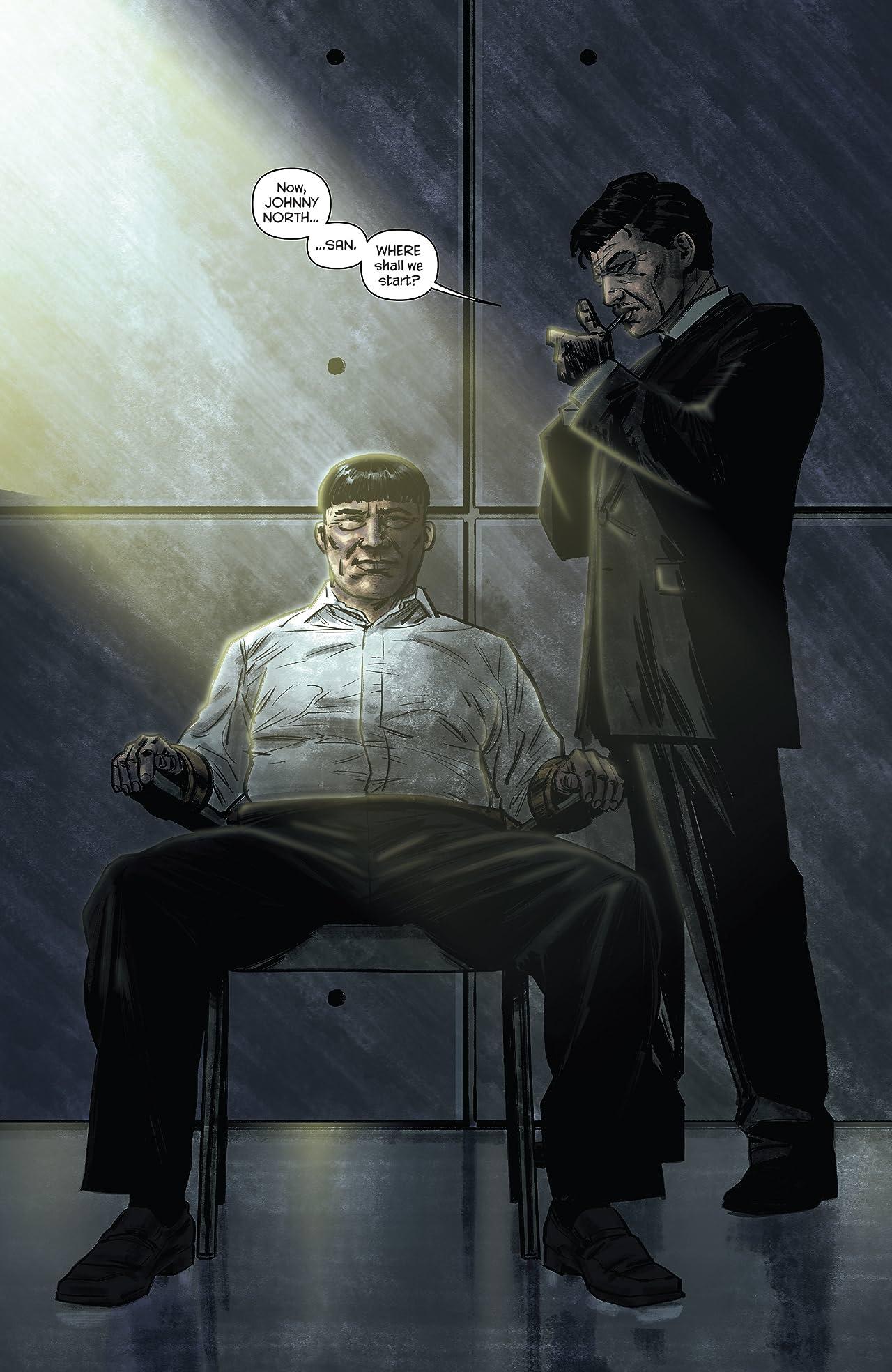 James Bond: Felix Leiter #3