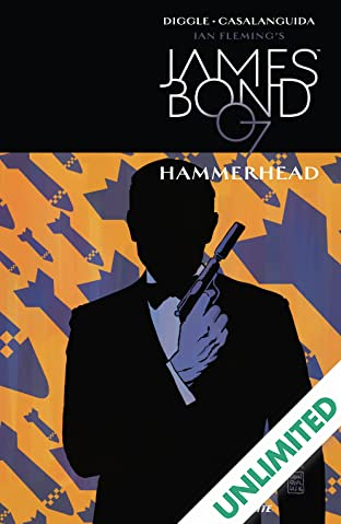 James Bond: Hammerhead (2016-2017) #6 (of 6)