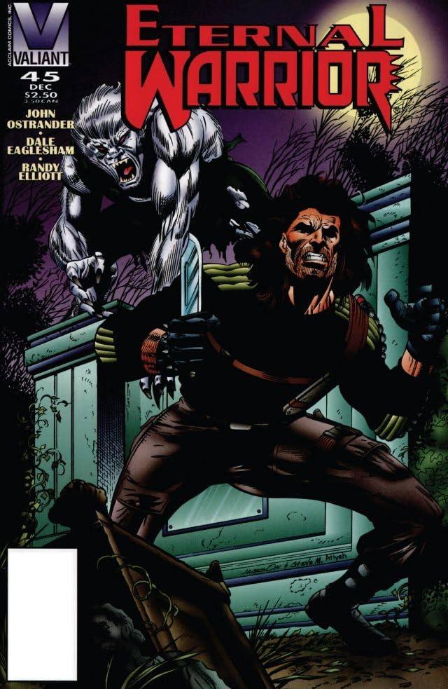 Eternal Warrior (1992-1996) #45