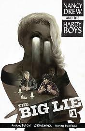 Nancy Drew And The Hardy Boys: The Big Lie #1