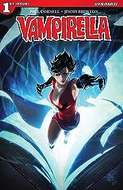 Vampirella (2017) #1