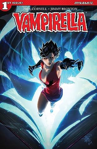 Vampirella (2017) No.1