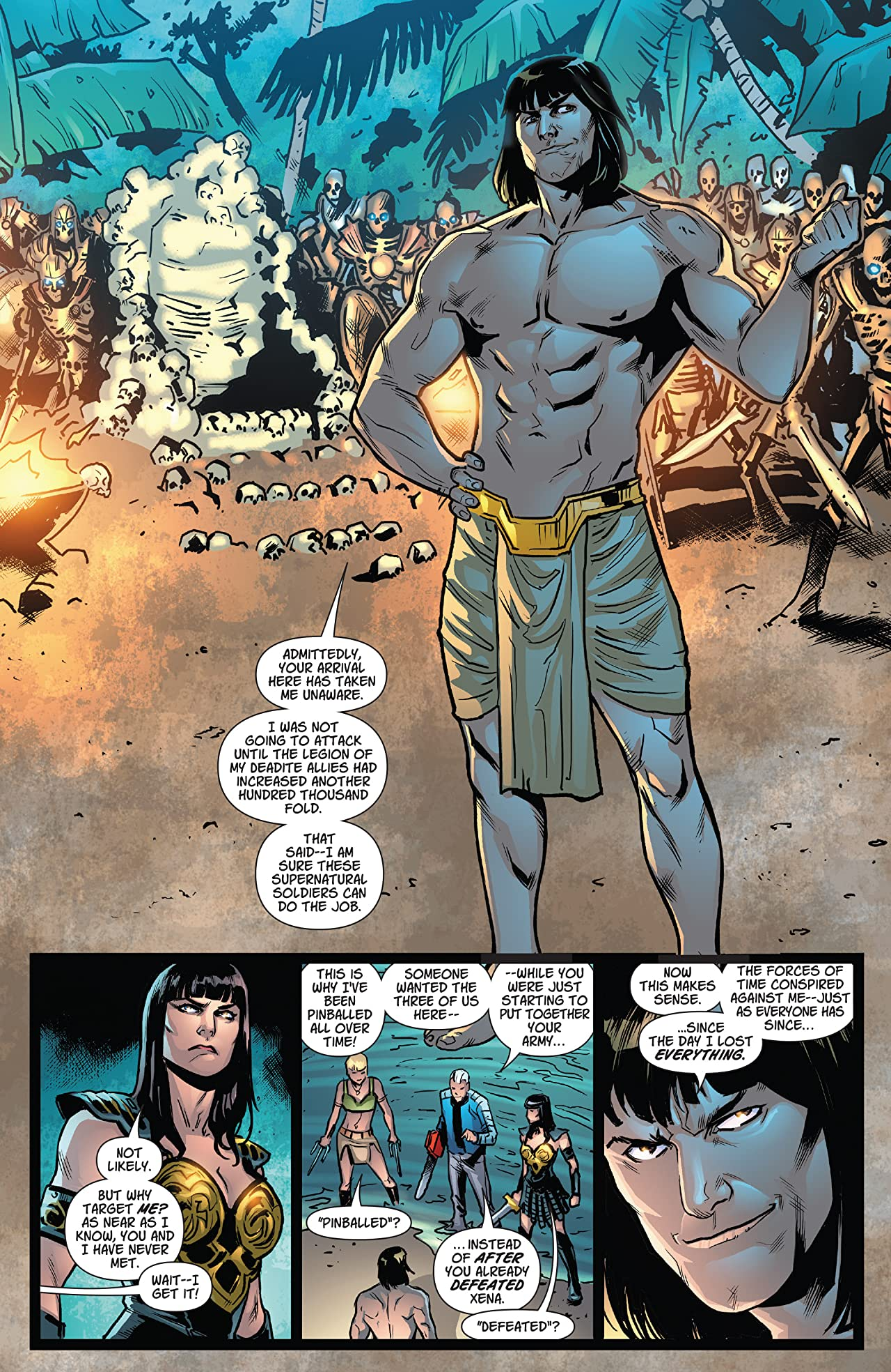 Army Of Darkness/Xena: Forever…And A Day #6