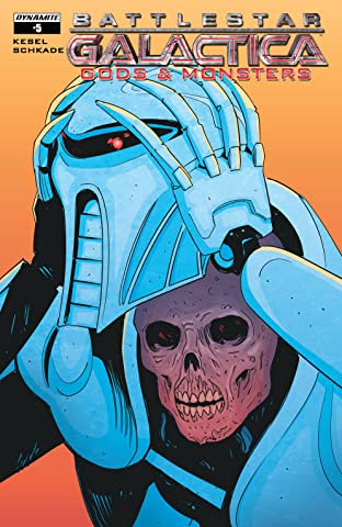 Battlestar Galactica: Gods & Monsters No.5