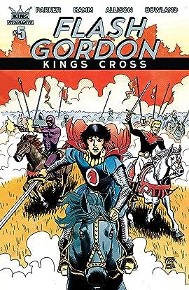 Flash Gordon: Kings Cross #5