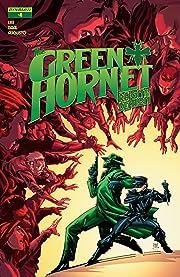 Green Hornet: Reign Of The Demon #4