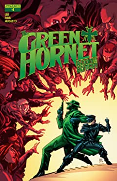 Green Hornet: Reign Of The Demon #4