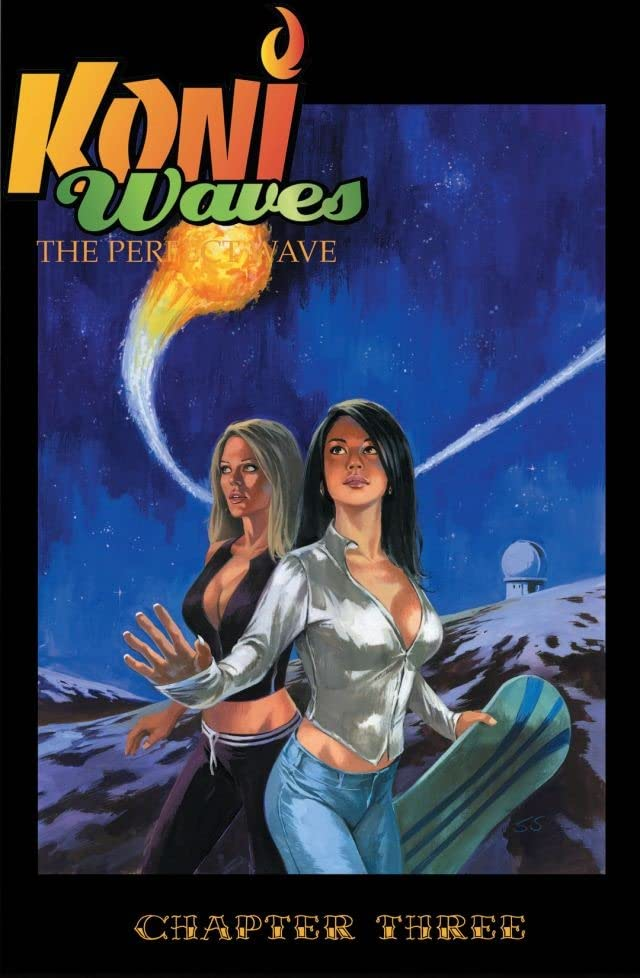 Koni Waves #3: The Perfect Wave