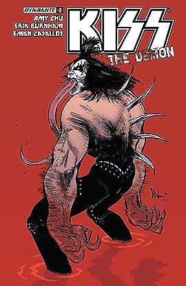 Kiss: The Demon #3