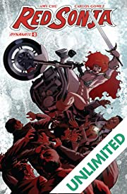 Red Sonja Vol. 4 #3