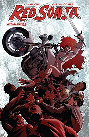 Red Sonja Vol. 4 No.3