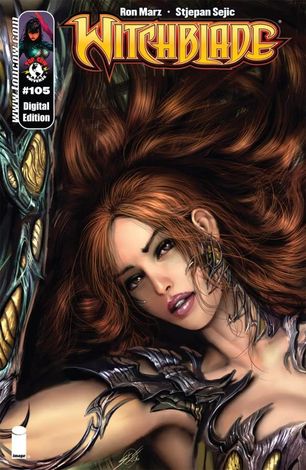 Witchblade #105