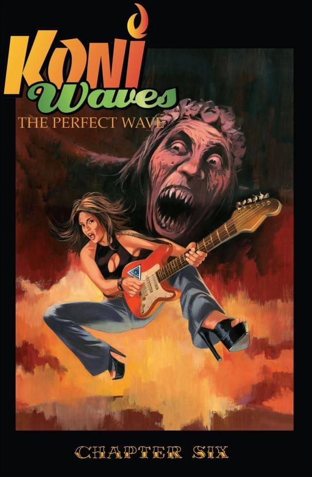 Koni Waves #6: The Perfect Wave